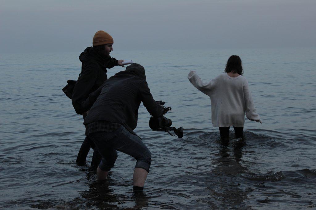 Polarfuchs Videodreh